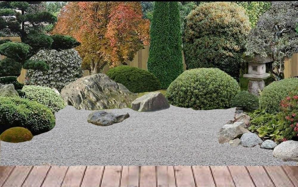Grind In Tuin : Fotos tuinen met grind gallery of de diversiteit van grind en